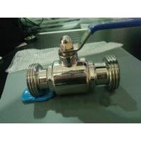 304不锈钢丝扣(螺纹)卫生级球阀